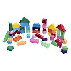 Grow & Play Wooden Building Blocks, £4.99 Clcik  Collect @ Sainsburys
