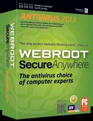 Webroot SecureAnywhere Antivirus 2013 FREE 6 Months License