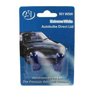 A FREE PAIR OF 501 EXTREME WHITE SIDELIGHT BULBS - just £2.95 postage@Autobulbs direct