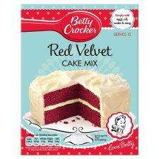 Betty Crocker Buttercream Icing/ Fudge Icing/ Devil food cake and many more! £1.50 Tesco
