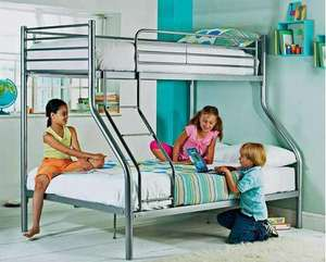 Triple  Sleeper bunk bed   £119.99 delivered @ Ebay/ clearance_centre_123