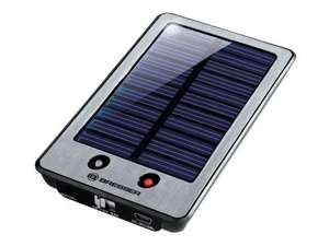 Bresser Solar-Powered Charger £12.99 @ Lidl from Thursday 16th