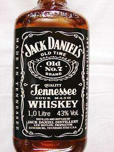 Jack Daniels 1 Litre £18.00 @ Instore Tesco