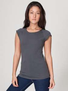 American Apparel T-shirts and Vests from £1