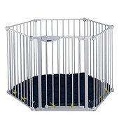 Lindam Safe & Secure Metal Playpen (was £70) now £56.00 or less using codes / cc vouchers doubled up @ Tesco Direct