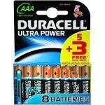 Duracell Ultra AAA Alkaline Battery - 8 pack for £2.49 Delivered @ Ebuyer