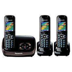 Panasonic KX-TG8523 triple cordless phone / answering machine was £109 now £27.50 *INSTORE ONLY* @ Tesco.