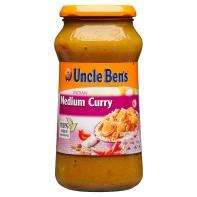 Uncle Bens sauces 500ml - £1@Asda