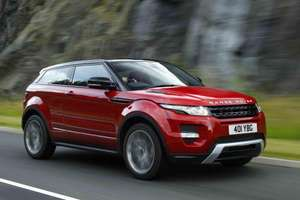 £499 for 5 years servicing (Range Rover Evoque) @ Land Rover