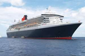 Flight to New York with a 7 night Cunard Cruise back to Southampton.  Departs 1st June including all food £549 @ iglucruise