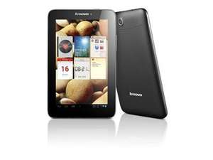 "Lenovo IdeaTab A2107 3G! 7"" Tablet Cortex A9 16GB Android ICS Delivered £130.96 @ Dabs"
