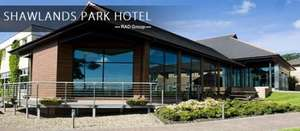 Shawlands Park Hotel in the Clyde Valley - £69 for 2 people: one night stay, dinner and wine @ 5pm.co.uk