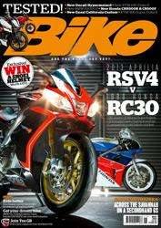 Free copy of 'Bike' magazine (August Issue)
