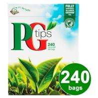 240 PG Tips teabags £3.00 @ Asda
