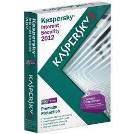 Kaspersky Internet Security 2012 - 1PC - 1 Year Licence - Retail Boxed - Fully upgradeable to the latest 2013 version was £49.99 - £7.99 @ 7dayshop