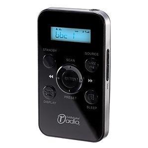Asda DAB Personal Radio £22.50 @ Asda Instore