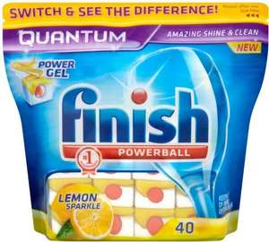 Finish Quantum Tablets 80 for £11.86 @ Costco