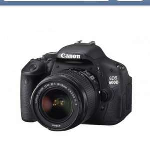 Reduced Canon EOS 600D Digital SLR EF-S 18-55mm f/3.5-5.6 IS II Kit only £363.99 @ procamerashop