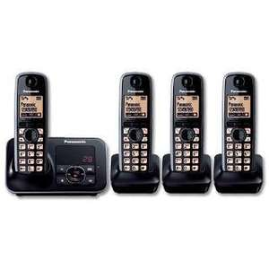 Panasonic Quad Dect phones with answerphone £25 Tesco instore