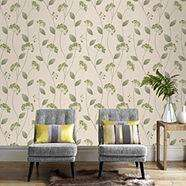 wallpaper down from £24 a roll to £10 and free delivery @ Debenhams