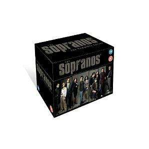 The Sopranos Complete Box Set DVD £40.00 @Asda Direct