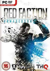 Red Faction: Armageddon (PC) for £0.99 or £0.74 for new accounts @ The Game Collection