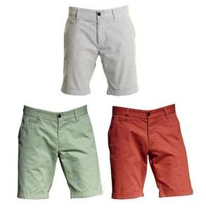 If the Sun Turns up - Mens Chino Shorts £12.99 (was £43) free delivery from Littlewoods-clearance