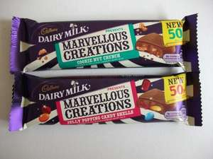 Cadbury Marvellous Creations 200g - £1.29 @ Co-op