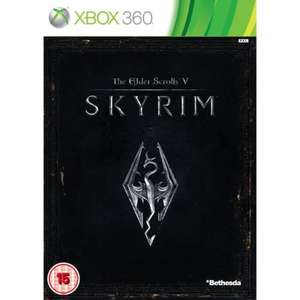 The Elder Scrolls V Skyrim (Full Download Code - by email) (Xbox 360) @ 365 Games