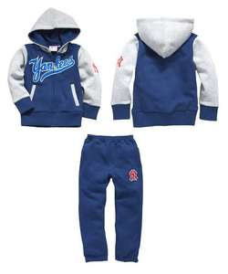 new york yankees boys tracksuit £9.99 del'd was £29.99 @ Littlewoods Clearance on Ebay