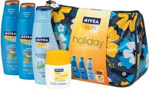 Nivea Sun Holiday Sunshine Bag - £9.99 @ Savers