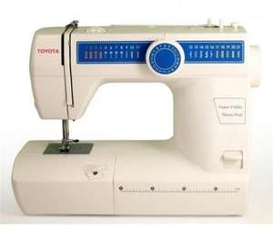 Toyota CU21 Sewing machine 15yr warranty, FREE gift scissors + thread/ Foot
