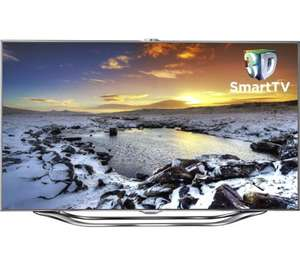 Samsung UE55ES8000 55 inch 3D TV £1498.97 @ Currys & PC World