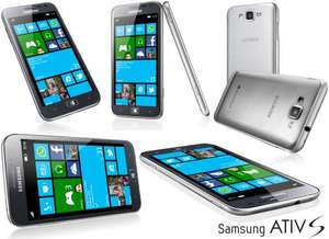 Samsung ATIV S (16GB) Grey ....NOW £199.99 Delivered ... @ Expansys