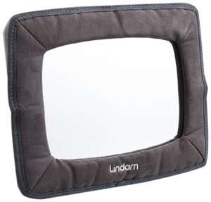 Lindam Adjustable back seat mirror for babies in rear facing car seats £7.10 delivered on amazon