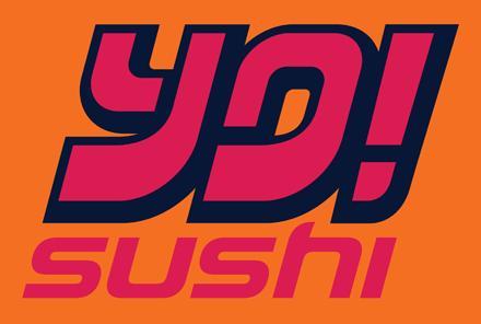 All You can Eat Sushi etc on Sunday's @ Yo! Sushi - £19.50