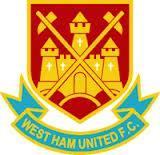 west ham team shirt 2 for £15