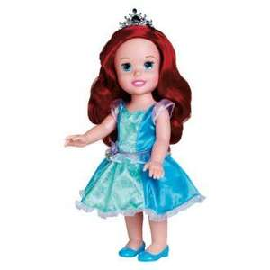 Disney Princess 15'' Toddler Doll - only £9.99 *INSTORE* @ Sainsburys