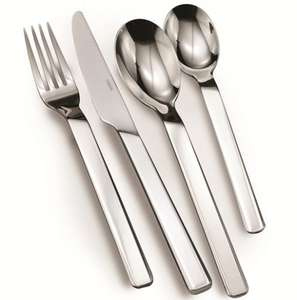 Oneida MEZZO 44 Piece Cutlery Set 18/10 (Giftbox) £40 @ Viners