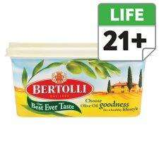 Buy one get one free Bertolli 500g £1.90 @ Tesco