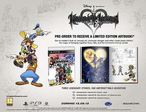 Kingdom Hearts 1.5 ReMIX Limited Edition £24.19 at Amazon