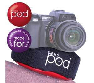 The Red Pod - Camera Bean Bag - £6.39 @Currys
