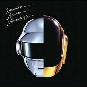 Daft Punk Random Access Memories MP3 Download £5 @ 7Digital