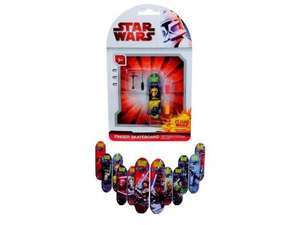 Starwars fingerboards (same as tech decks) ONLY 99p @b&m
