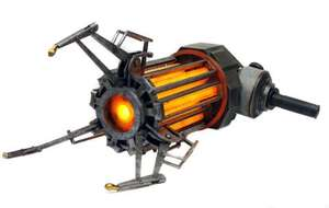 For the geek inside you, Half-Life 2 Gravity Gun Replica £130, the only one in UK i believe @ A1toys