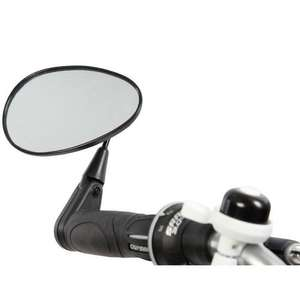 Superb rear view bicycle mirror @ Decathlon £4.99 instore (or add £3.99 delivery)