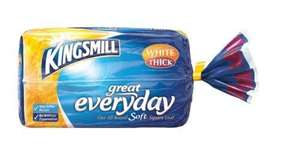All varieties of Kingsmill bread 2 for £1.50 @ Iceland