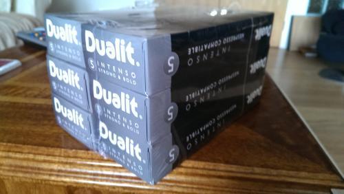 Nespresso compatible Dualit Capsules 60 for £11.99 at Costco in-store