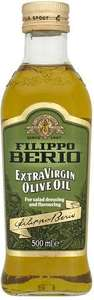 500ml Filippo Berio olive oil - 99p with coupon @ Morrisons