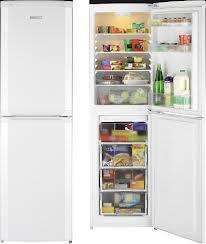 Beko CF5834APW 10.5cu.ft Fridge Freezer - Ideal Kit £229.99 + £19.99 delivery (£249.98)